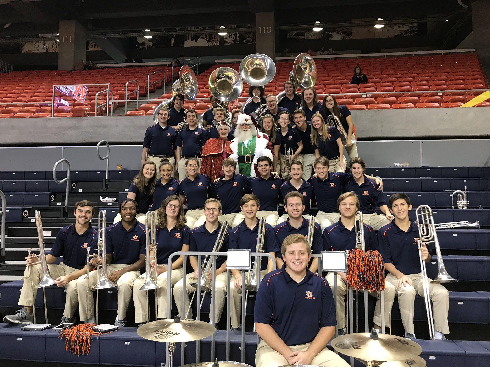 Auburn Bands On Auburn Football Auburn Auburn University
