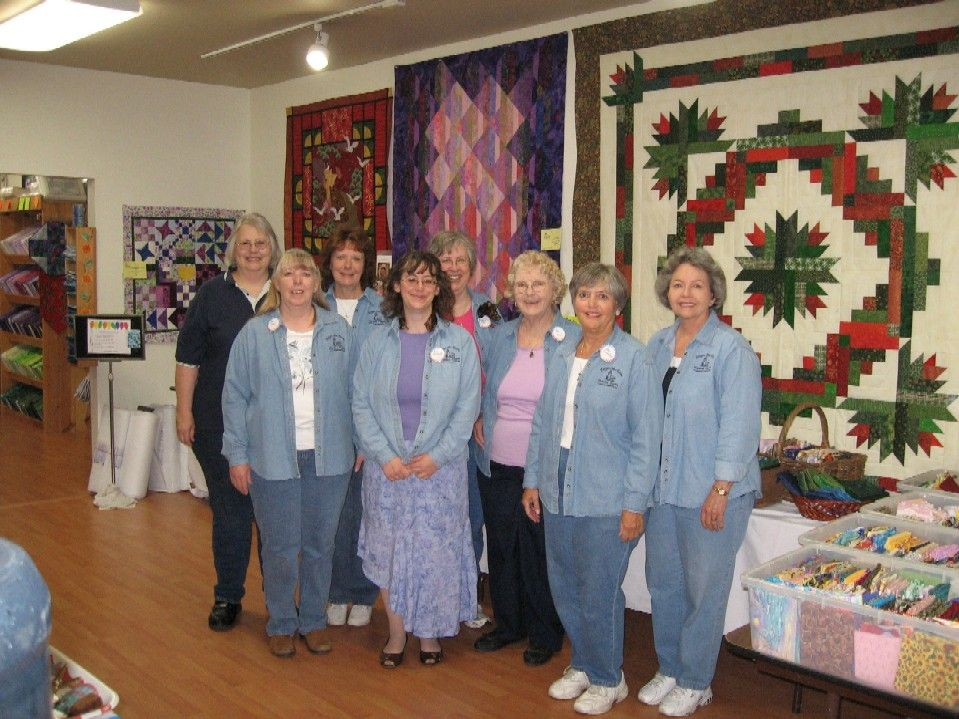 Quiltmaker is pleased to have Forget-Me-Knots Quilt Shop in Bandon ... : quilt stores portland oregon - Adamdwight.com