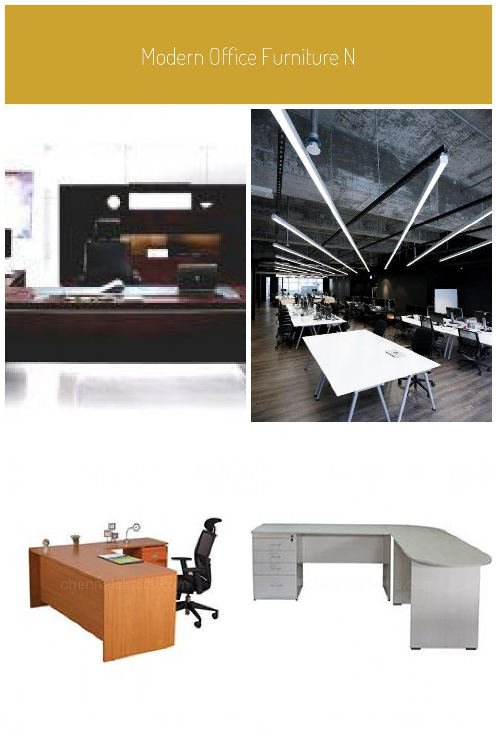modern office furniture near me with executive office desk