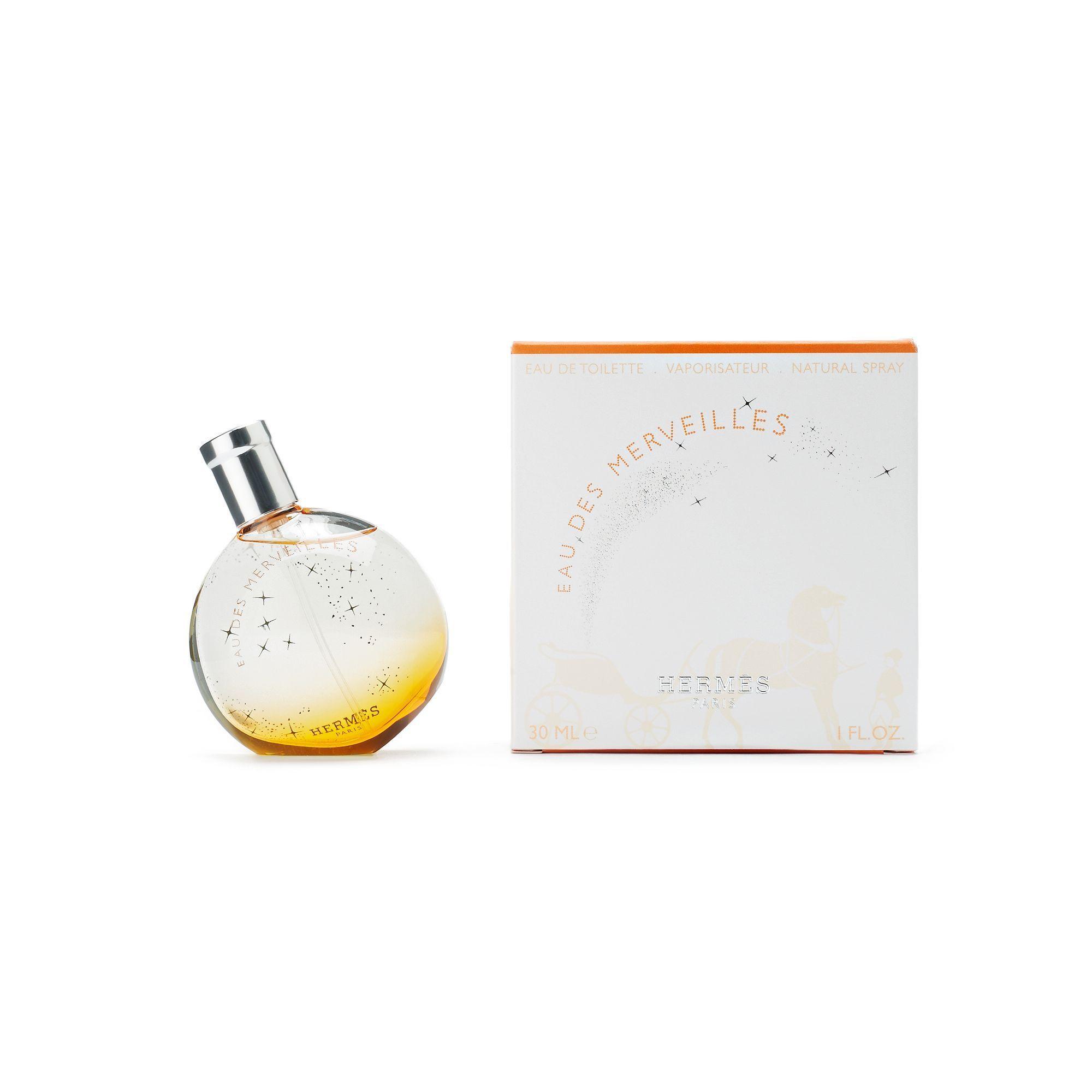 Hermes Eau Des Merveilles Womens Perfume Products Woman Edt 100 Ml