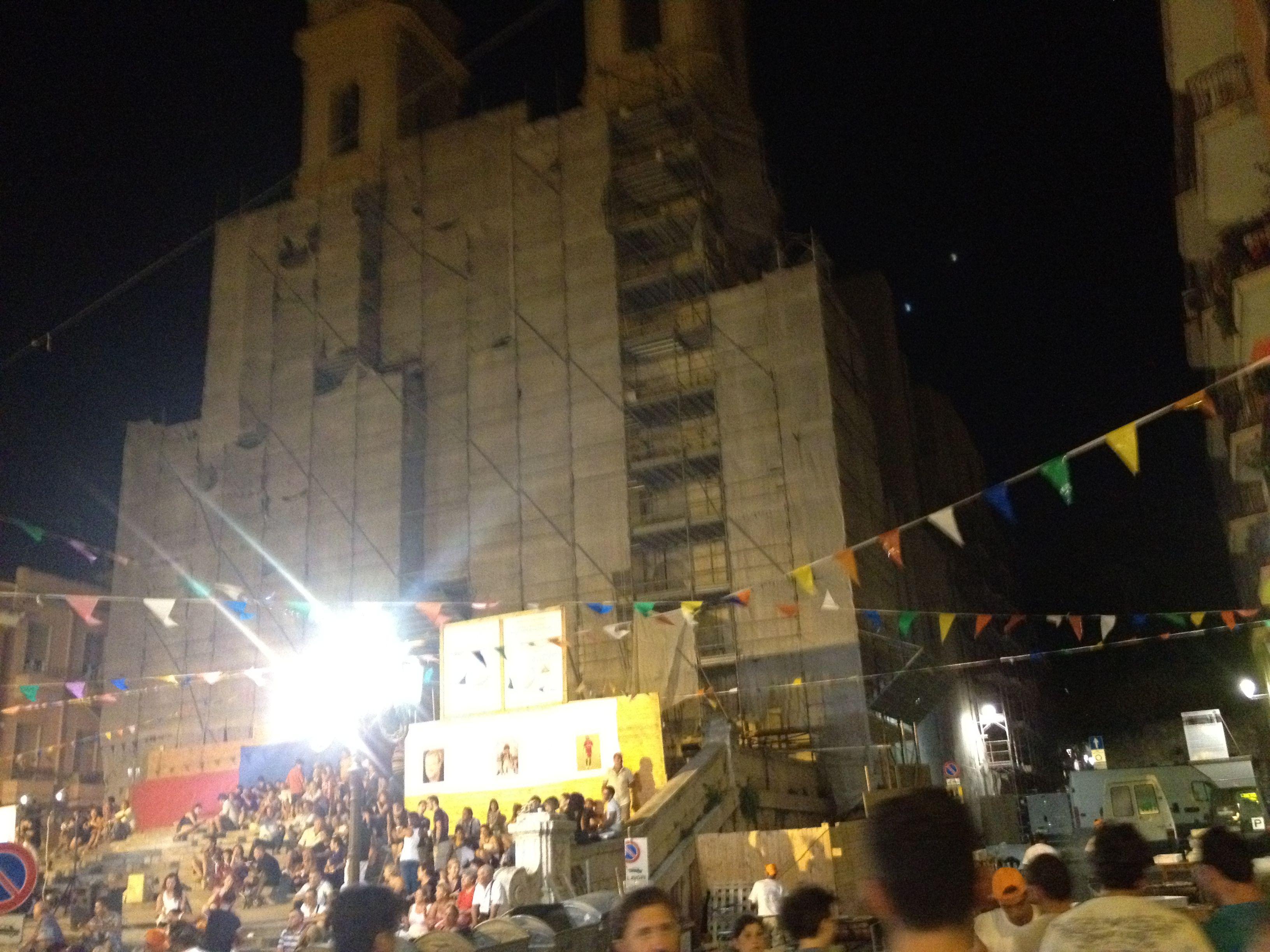 Festa di Stampace - Chiesa di Sant'Anna - 29/07/2012 - Cagliari