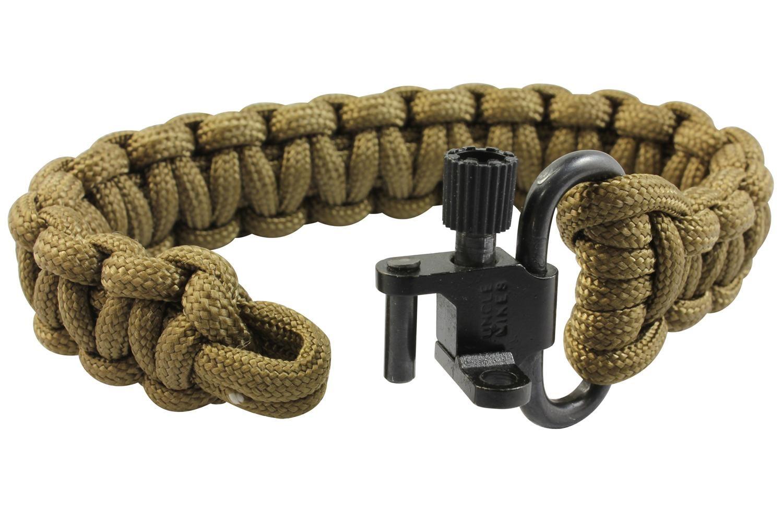 Sling Lock Paracord Bracelet Bison Designs With Images
