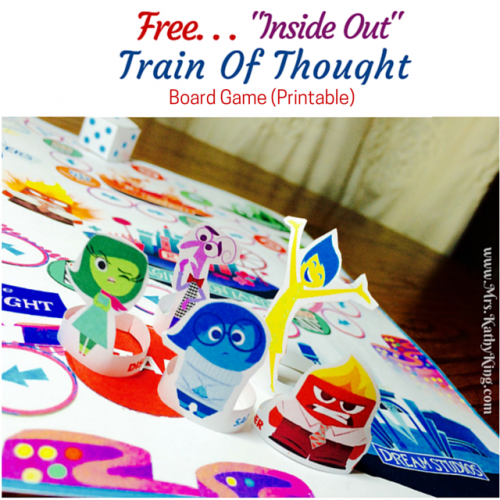Free Inside Out Board Game! InsideOutEvent Board games