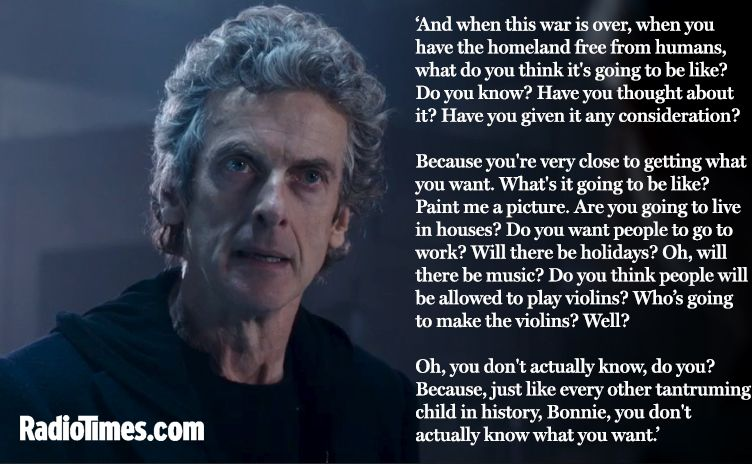 Image result for the zygon inversion quotes