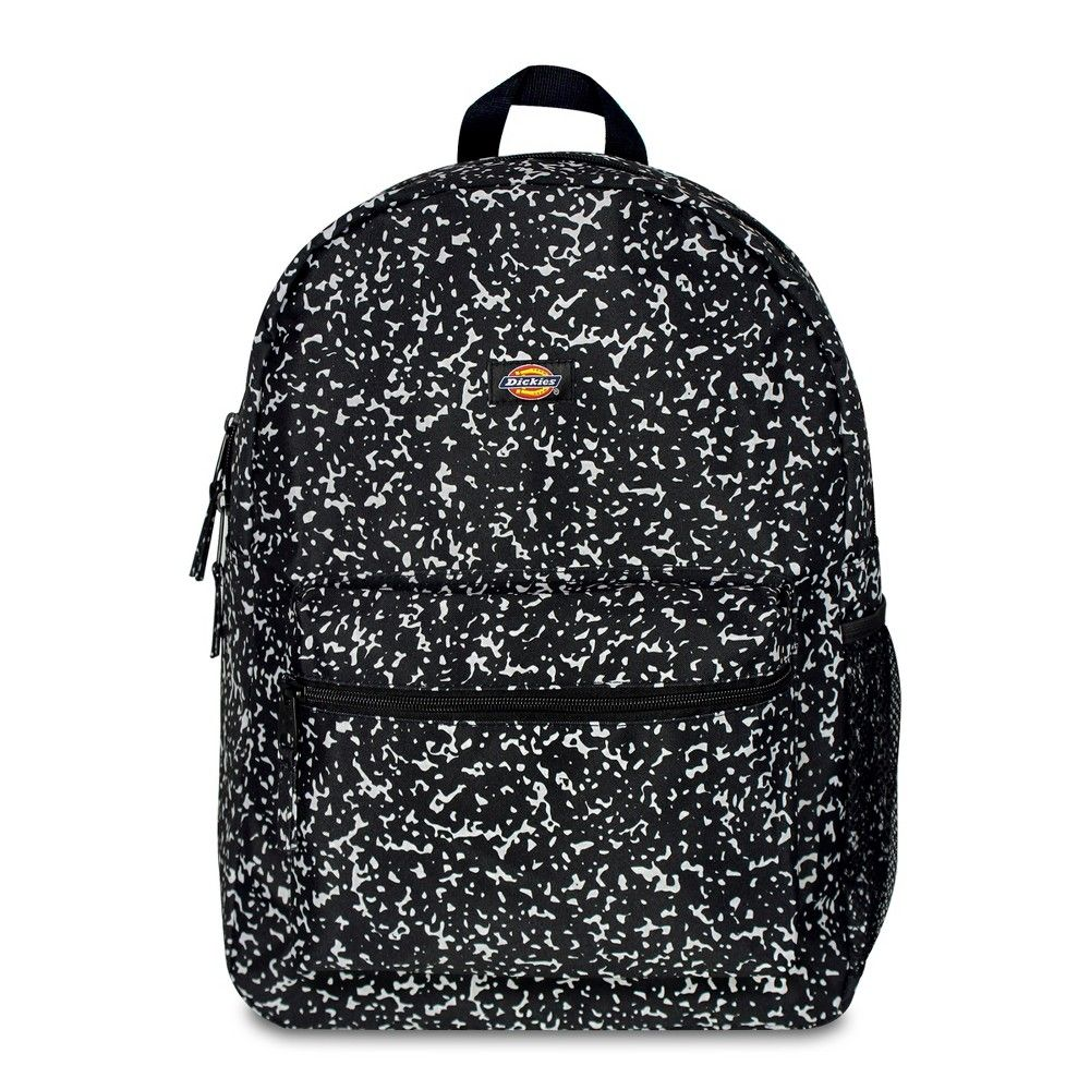 590dc0f3cc8 Dickies 17 Student Backpack - Composition Size: Osfm. Color: Black ...