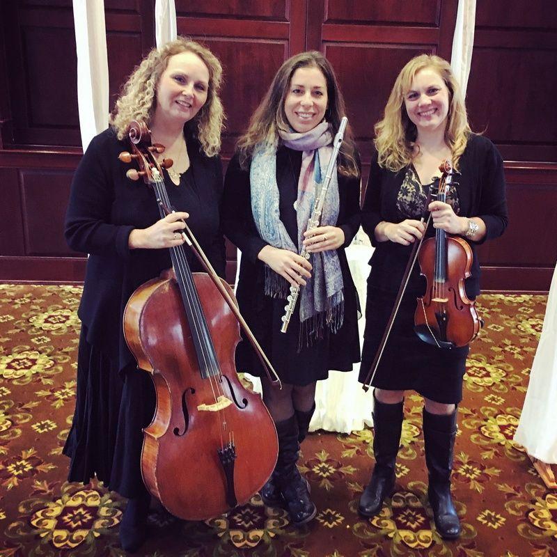 Nassau Inn Wedding Ceremony Music- October 2016- Our Flute