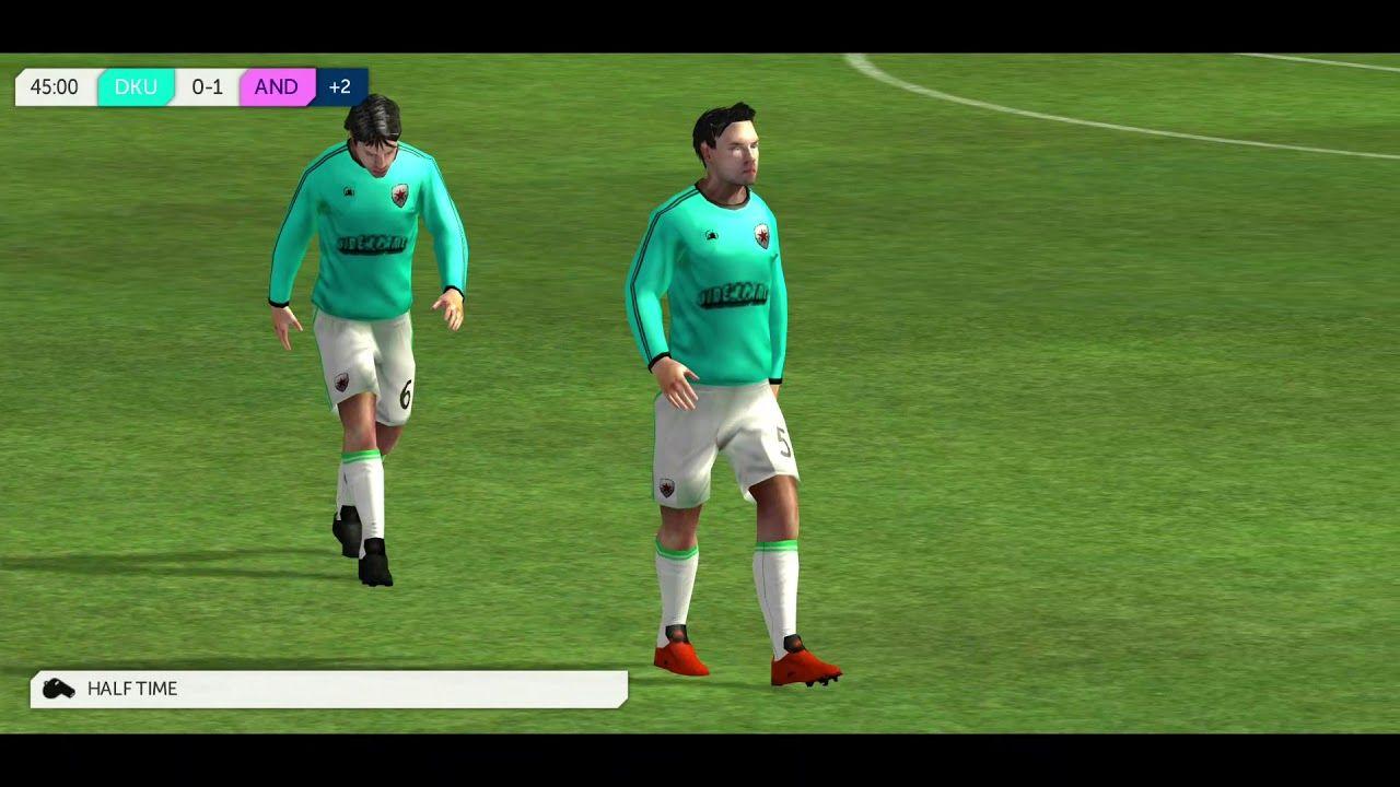 Dream League Soccer Classic Android Ios Gameplay Walkthrough Part 2 Di Soccer League Gameplay