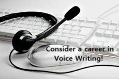 voice writing, voice captioning, realtime voice captioning, CART  reporting, captioning