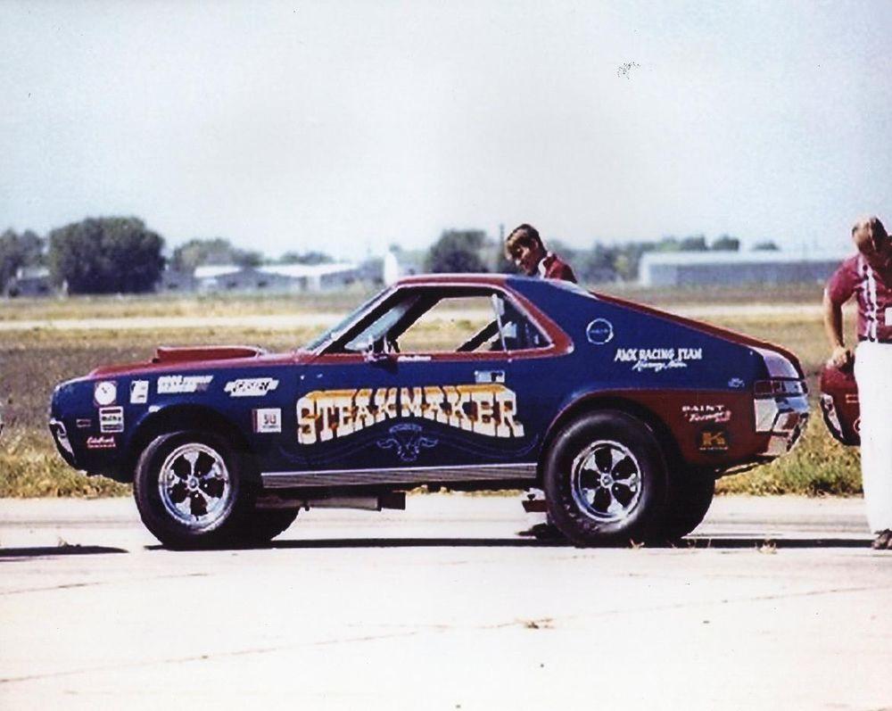 Amc ssbamx super stock racing team steakmaker photo