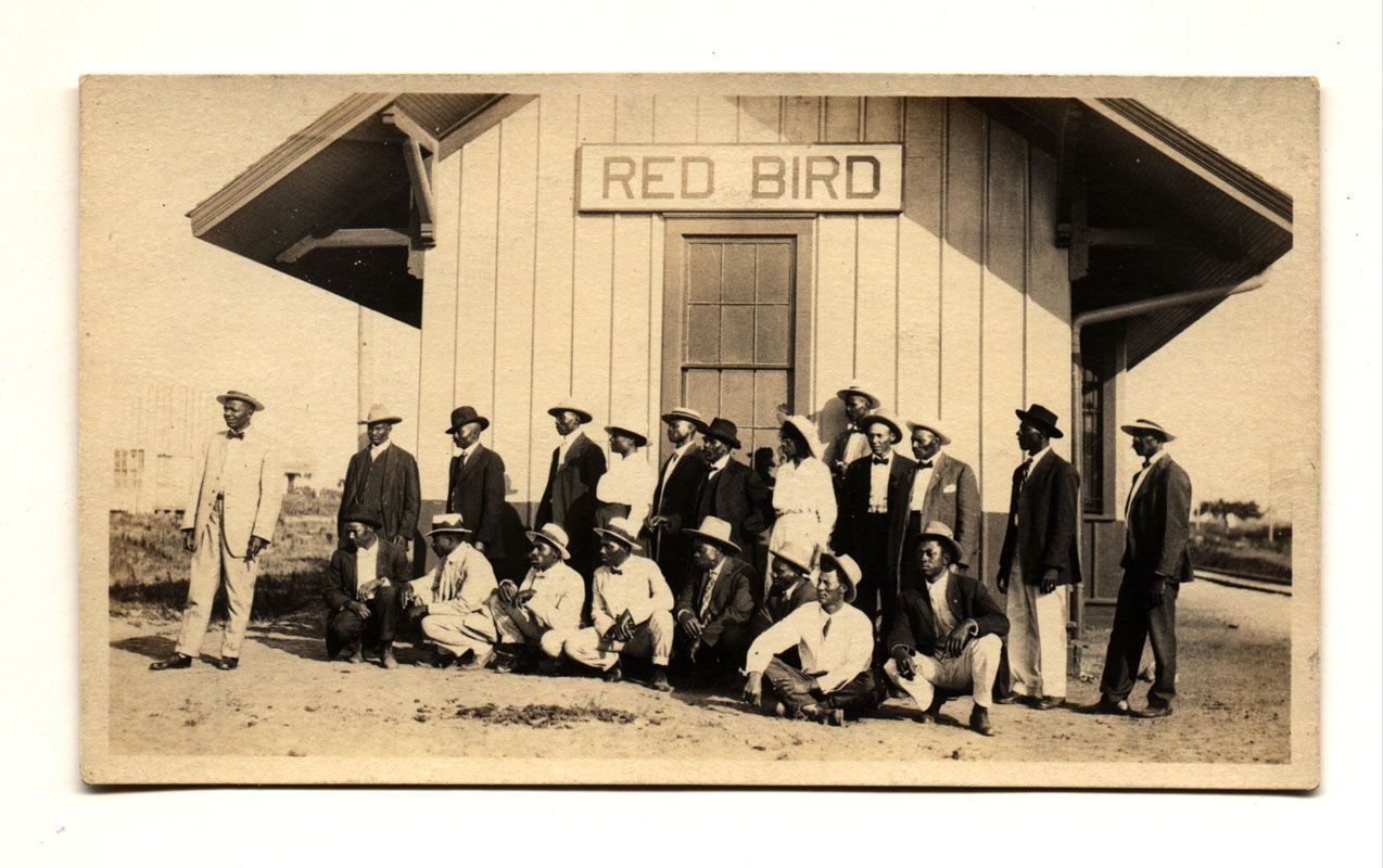 Red Bird Oklahoma Tulsa World Oklahoma All Black