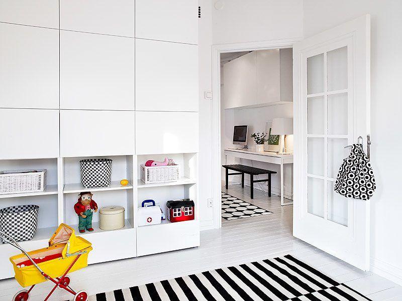 Wahnsinn wie Sie aus Ihrem Ikea Besta Regal Designermöbel machen - Wohnzimmer Ikea Besta