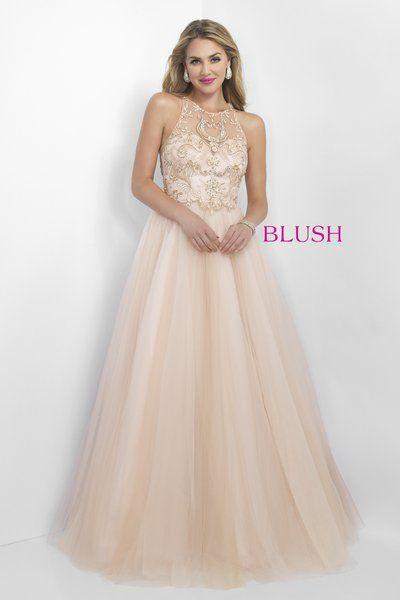 Blush Prom Style 5523 - Debra\'s Bridal Shop at The Avenues 9365 ...