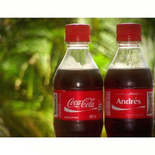 Comparte Coca Cola