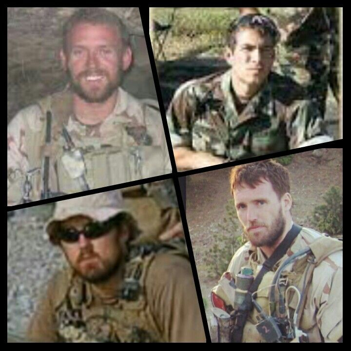 Where is marcus luttrell from
