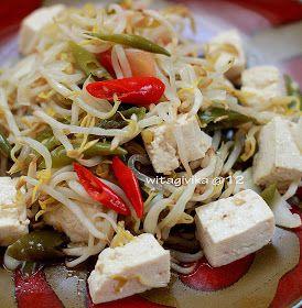 Dapur Givika Tumis Tauge Tahu Cabe Ijo Tumis Resep Masakan Indonesia Masakan