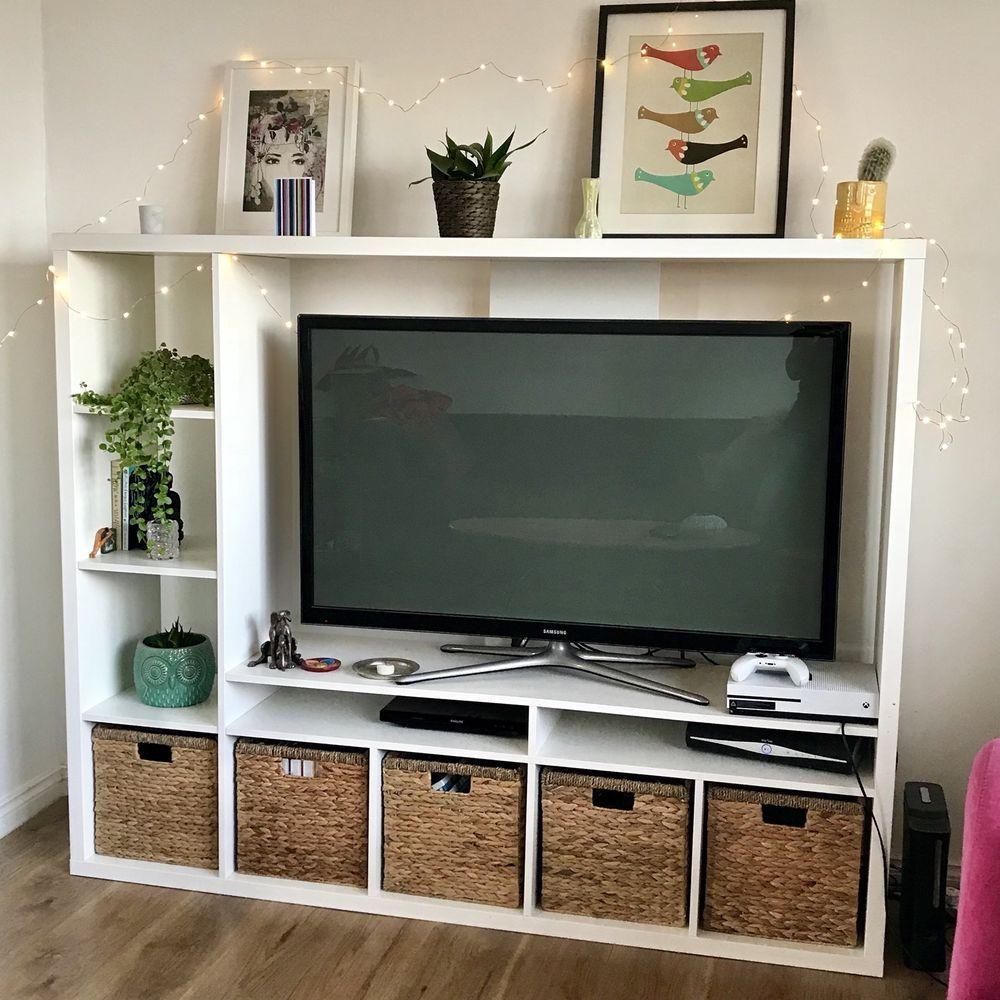 Ikea Lappland Tv Storage Unit Tv Storage Unit Small Tv Room Tv Storage