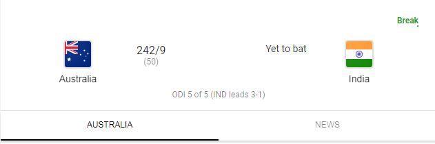 KALAKKAL MERCHI SEMMA HOT MACHI: Live cricket score update | Loot