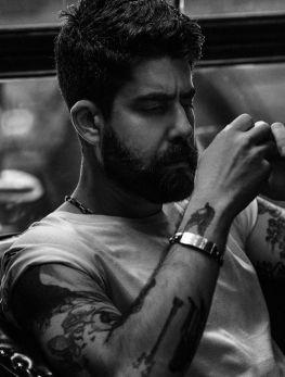 Adam Goldberg Tattoos