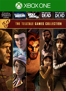 The Telltale Games Collection Xbox one, Xbox