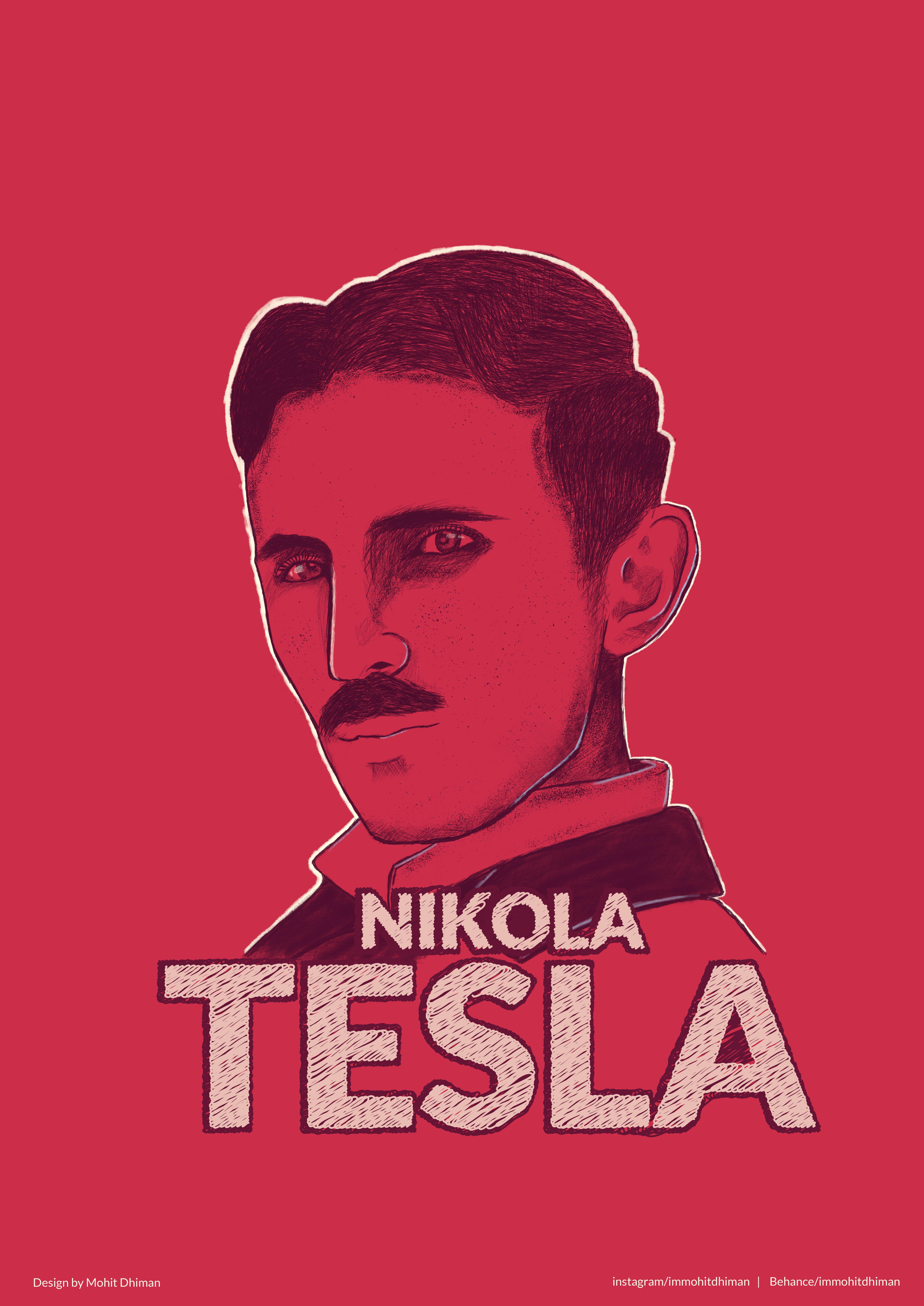 Nikola Tesla Poster in 2020 Nikola tesla, Poster, Tesla