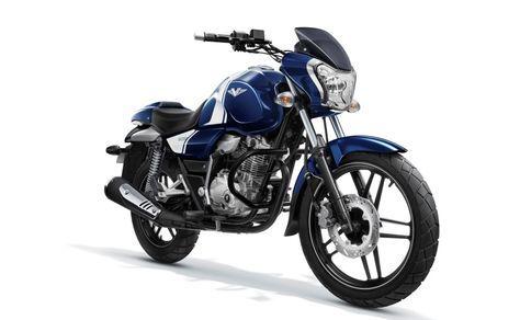 New Ocean Blue Color Introduced On Bajaj V15 Bajaj Auto Blue
