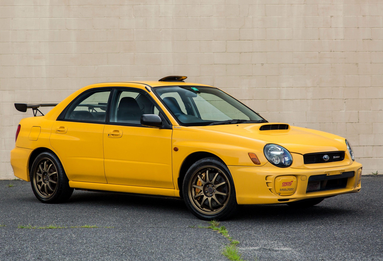 2002 Subaru Impreza STI S202 | Subaru | Subaru impreza sti, Subaru
