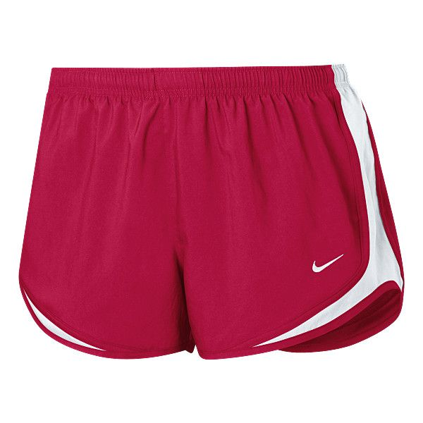 Nike Cross Country Women's Race Shorts (87 BRL) ❤ liked on Polyvore featuring activewear, activewear shorts, shorts, bottoms, cheer, nike, nike sportswear and nike activewear