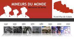 « Gueules noires » en mouvement : les grandes grèves du XXe siècle - Mémoires de mines - Ina.fr