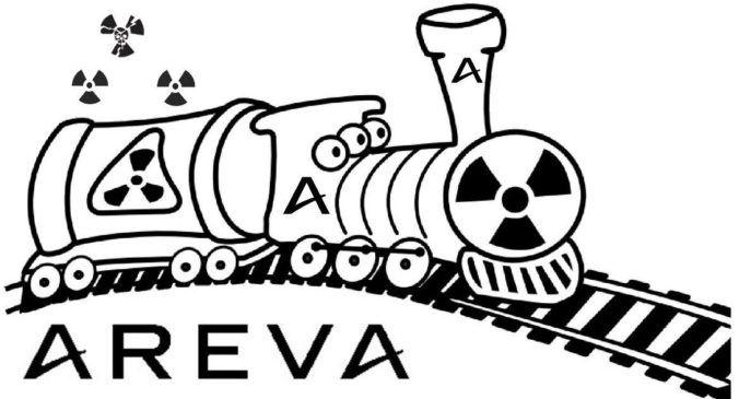 Aktionsfahrt gegen Urantransporte Februar 2017 – www.urantransport.de Aktionsfahrt gegen Urantransporte Februar 2017 Am 18. und 19. Februar 2017 erkunden wir die Atomtransporte-Strecke von Kiel nach Frankreich
