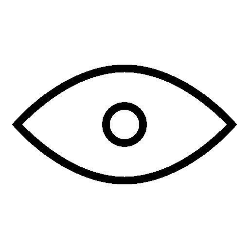 Eye Free Vector Icons Designed By Freepik Eye Outline Medical Icon Vector Icon Design