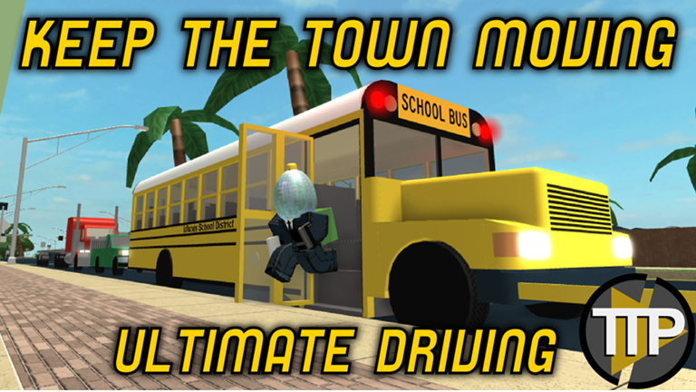 School Bus Simulator Roblox