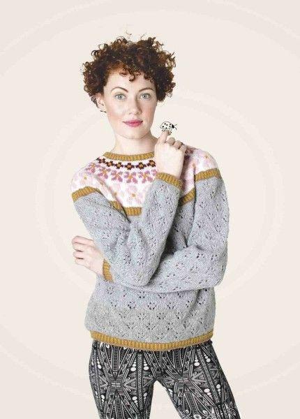 Sólja (w/ ladybird) pompom Anna Maltz knitwear