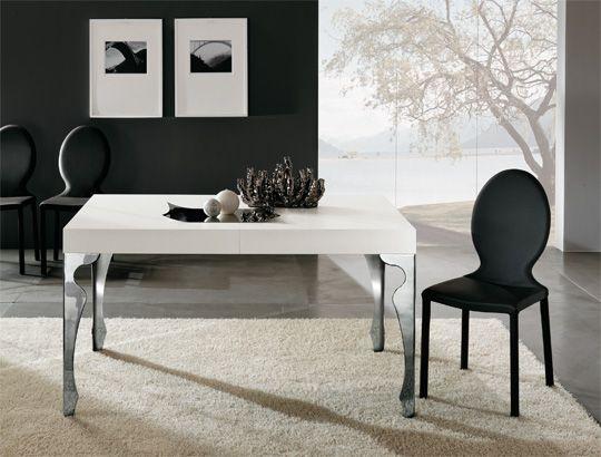 Tavolo Riflessi ~ Best tavoli riflessi images extendable dining