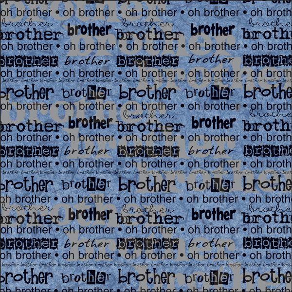 "Dinglefoot's Scrapbooking - Brother  - 12"" x 12"" Vellum Scrapbook Paper Sheet, $0.75 (http://www.dinglefoot.com/brother-12-x-12-vellum-scrapbook-paper-sheet/)"