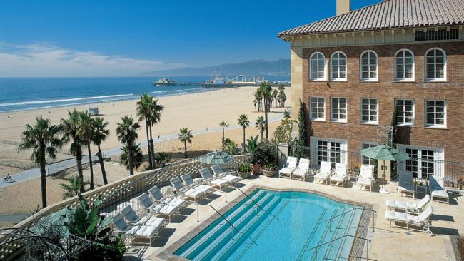 Santa Monica California S Beach Town Best Places To Visit In