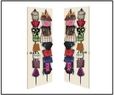 Over Door Handbag Hanger Home Storage World Http://www.amazon.co