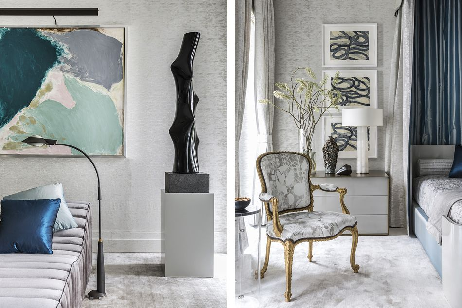 Where Interior Designers Feel Free To Show Off Modern Classic Interior Interior Free Interior Design