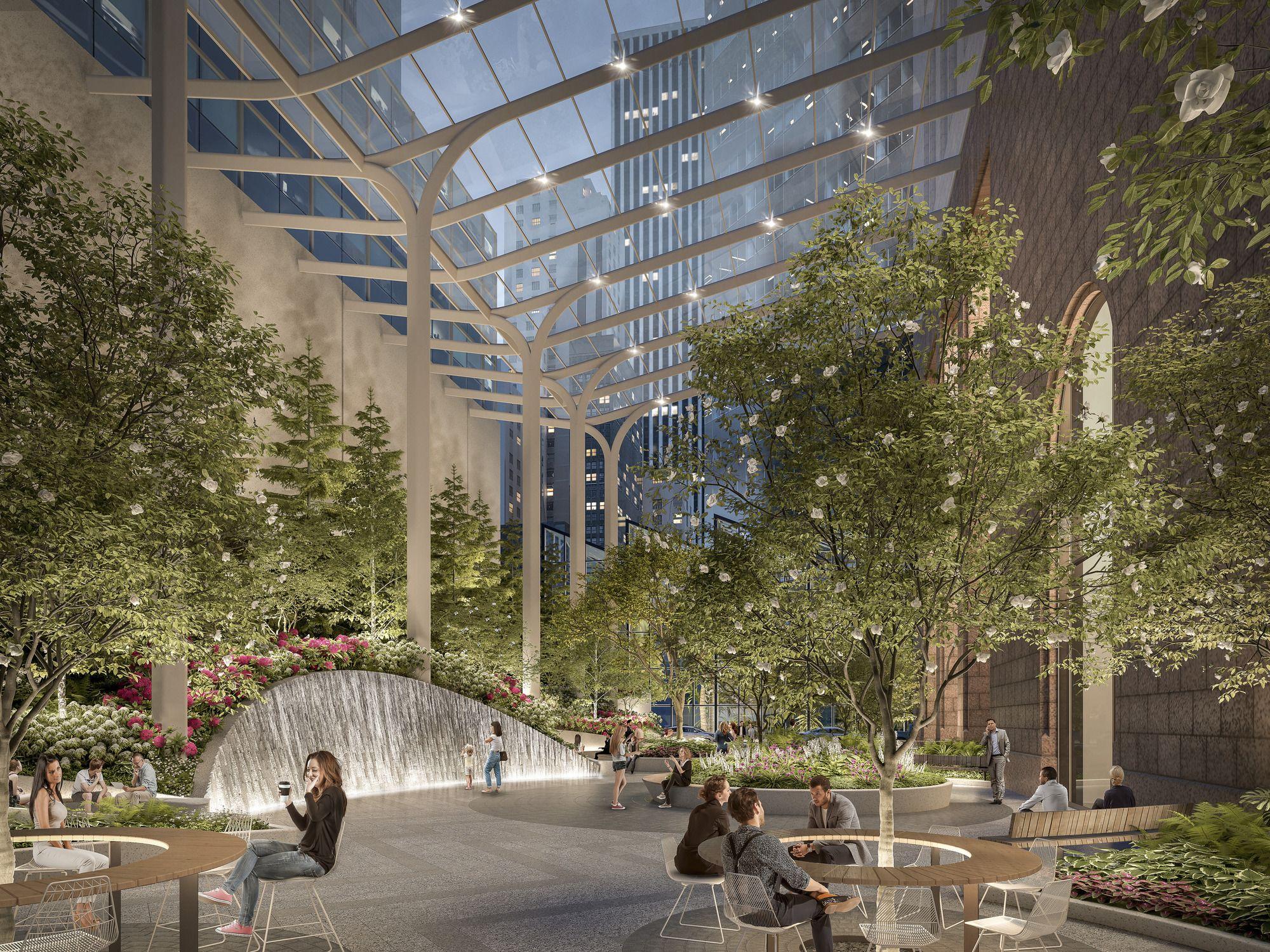 New York City Grants Approval for Snøhetta's 550 Madison