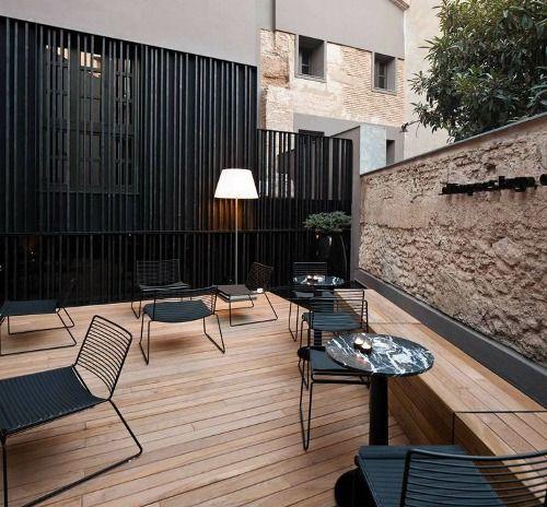 2) Tumblr Interior HoReCa Pinterest Terrazas, Bar y Cafetería