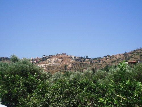 Exopolis, a small village above Georgioupolis