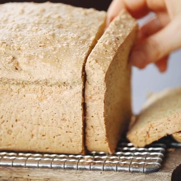 Best Keto Gluten Free Bread Paleo Gluten Free Eats Video Recipe Video Gluten Free Recipes Bread Paleo Bread Recipe Gluten Free Dishes