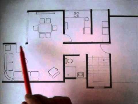 Zonificacion c mo dise ar una casa de dos pisos 3 5 - Como disenar planos de casas ...