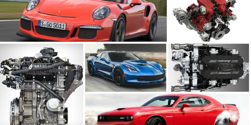 The all-important question among gearheads has always been, 'What's it got?' If the answer is one of the 10 engines listed here, it's got a lot.