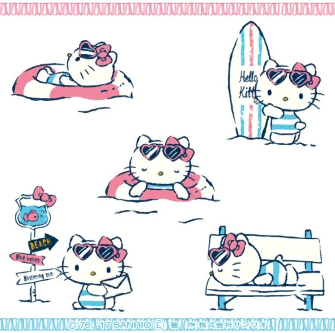 Uncategorized Hello Kitty Activities hello kittys summer activities kitty pinterest activities