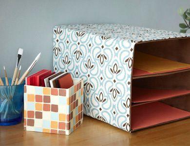 Algunas divagaciones sobre ordenar la casa papeles - Ideas para organizar papeles en casa ...