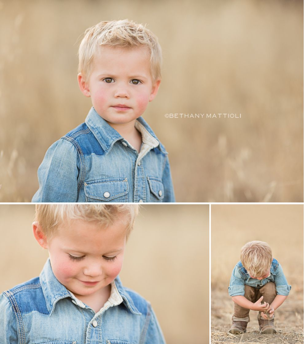 Blond Toddler Boy Bethany Mattioli Photography Bay Area