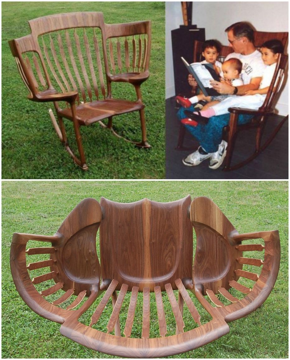 Awe Inspiring Rocking Chair Cradle Combo Perfect For Your New Baby Kids Gmtry Best Dining Table And Chair Ideas Images Gmtryco