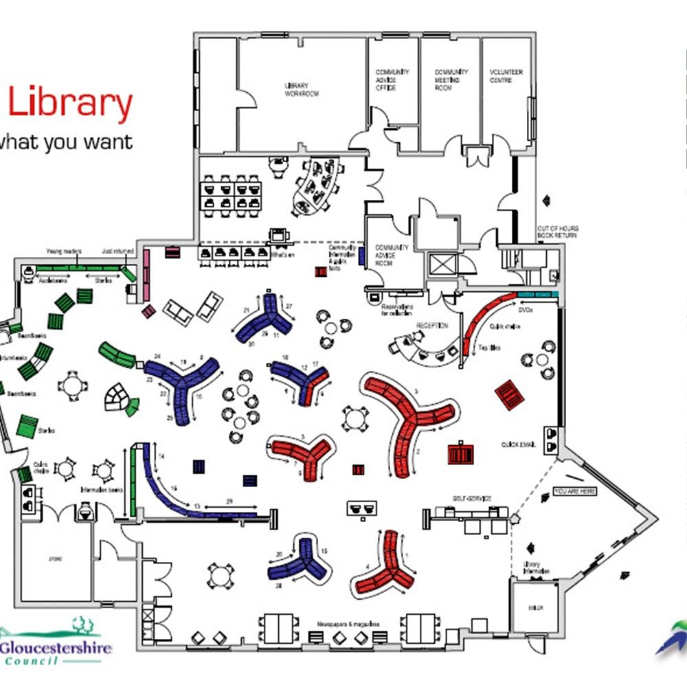 Library Space Planning Opening The Book Library Plan Library Floor Plan Public Library Design