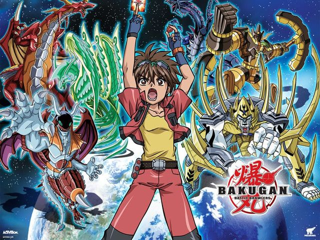 Bakugan Returns with a New Series in 2018/2019 Anime, I