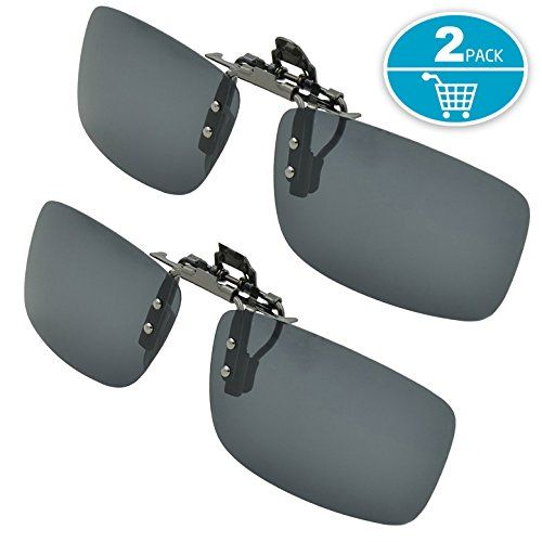 2f52fce4246 Splaks Clip-on Sunglasses